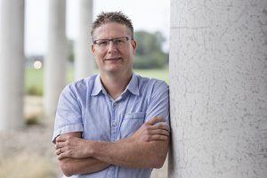 Profielfoto Peter Kuindersma - Kerndocent Innovatie