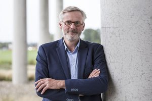 Profielfoto Frank Scherrenberg - Kerndocent Procesmanagement
